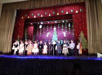 Рождественский концерт в Недельном